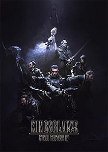 Kingsglaive: Final Fantasy XV - Wikipedia