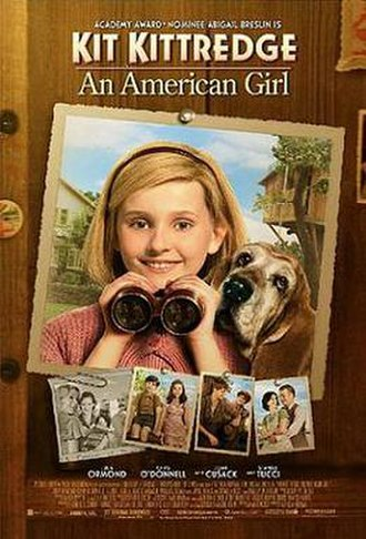Kit Kittredge: An American Girl - Theatrical release poster