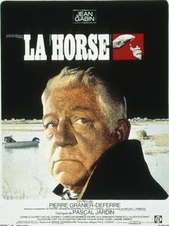 1969 film by Pierre Granier-Deferre