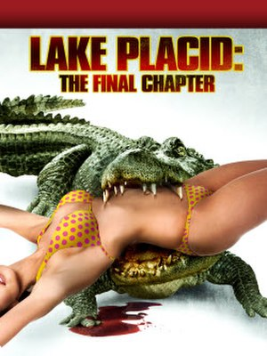 Lake Placid: The Final Chapter - DVD cover