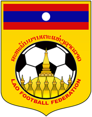 Laos national football team - Image: Lao Football Federation