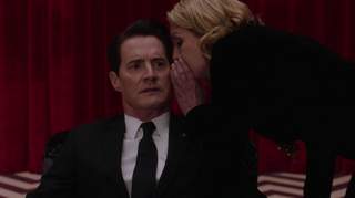 Part 2 (<i>Twin Peaks</i>) 2nd episode of the third season of Twin Peaks