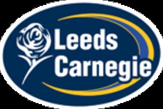 Yorkshire Carnegie - Leeds Carnegie logo