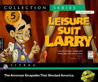 Leisure Suit Larry - Image: Leisure Suit Larry Collection Series