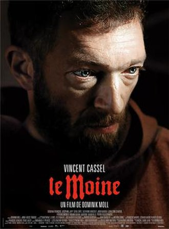 The Monk (2011 film) - Promotional poster