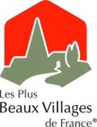 Les Plus Beaux Villages de France - Logo