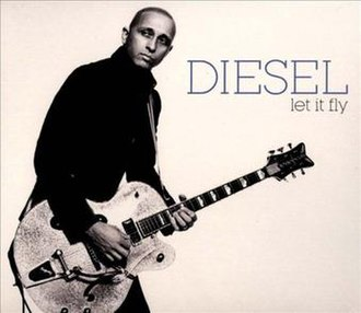 Let It Fly (Diesel album) - Image: Let it Fly by Diesel