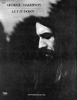Let It Down 1970 song performed by George Harrison