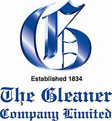 Logotipo da The Gleaner Company Ltd.jpg