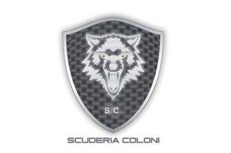 Scuderia Coloni - Image: Logo scuderia coloni