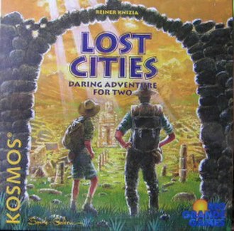 Lost Cities - Lost Cities