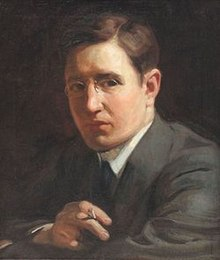 Louis Grell Self Portrait ca 1916 conserved.jpg