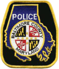 Easton Police Department Patch Maryland
