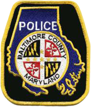 Baltimore County Police Department - Image: MD Baltimore County Police