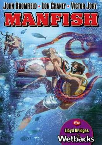 Manfish - DVD Cover