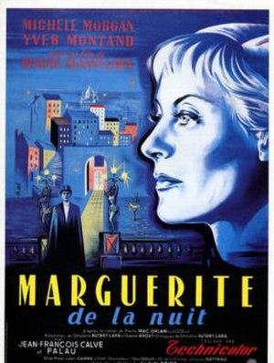 Marguerite de la nuit - Image: Marguerite de la nuit poster