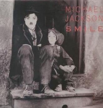 Smile (Charlie Chaplin song) - Image: Michael Jackson Smile Single