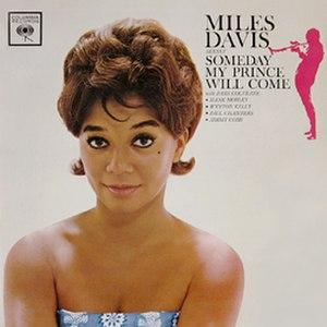 Someday My Prince Will Come (Miles Davis album) - Image: Miles Davis Someday My Prince Will Come