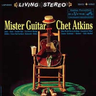 Mister Guitar - Image: Mister Guitar Atkins