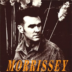 November Spawned a Monster - Image: Morrissey November