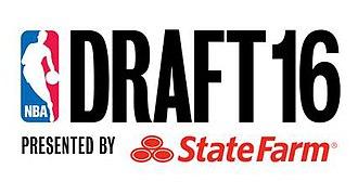 2016 NBA draft - Image: NBA Draft 2016