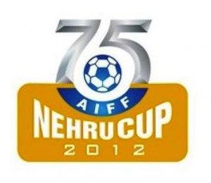 Nehru Cup - Image: Nehru Cup 2012 Logo