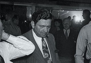 Nick Dandolos Greek gambler and high roller