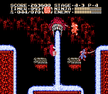 Ninja Gaiden Ii The Dark Sword Of Chaos Wikipedia
