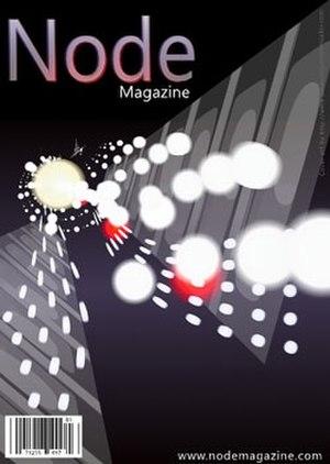 Node Magazine - Image: Node Magazine