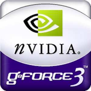 GeForce 3 series - GeForce 3 Series logo