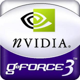GeForce 3 series - GeForce 3 Series logo