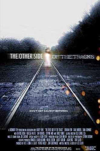 The Other Side of the Tracks - Theatrical release poster