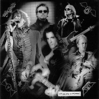 O, Yeah! Ultimate Aerosmith Hits - Image: O Yeah! Ultimate Aerosmith Hits