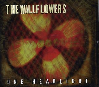 One Headlight 1996 single by The Wallflowers