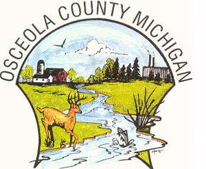 Osceola County, Michigan - Image: Osceola seal