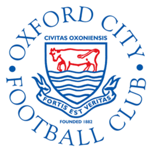 Oxford City F.C. - Image: Oxford City F.C. logo