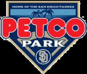 2004 San Diego Padres season - Image: PETCO Park Logo 150