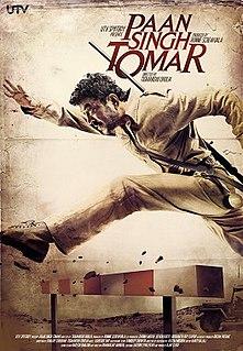 <i>Paan Singh Tomar</i> (film)