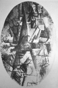Pablo Picasso, c.1911, Le Guitariste