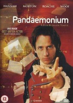Pandaemonium (film) - Image: Pandaemonium 2000 poster