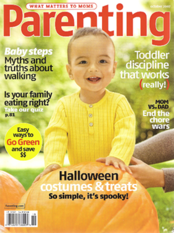 Cover of Parenting
