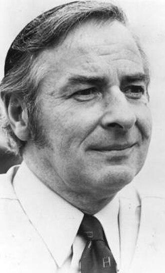 Paul Scott (novelist) - Paul Scott in 1977