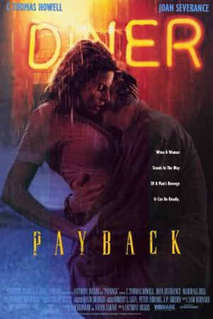 Payback (1995 film) - Image: Payback 1995 movie poster