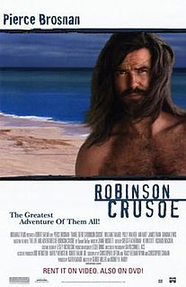 <i>Robinson Crusoe</i> (1997 film) 1997 film directed by Rod Hardy and George T. Miller