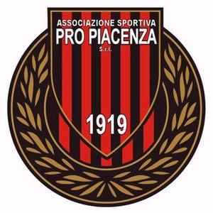 A.S. Pro Piacenza 1919 - Image: Pro Piacenza logo