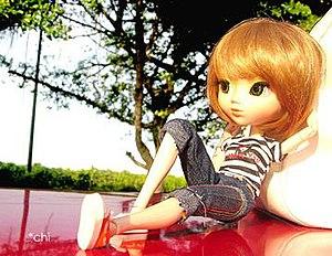 Pullip - A customized Pullip doll