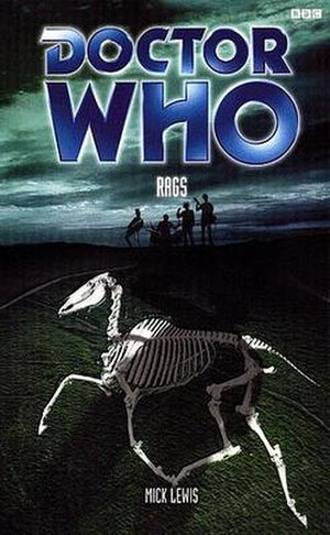 Rags (novel) - Image: Rags (Doctor Who)