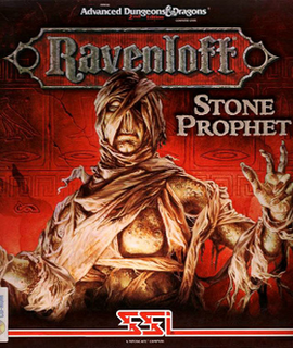 <i>Ravenloft: Stone Prophet</i> 1995 video game