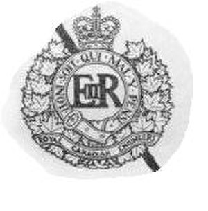 Canadian Military Engineers - Cipyer used from 1953 to 1967.