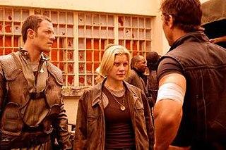 Resistance (<i>Battlestar Galactica</i>) 4th episode of the second season of Battlestar Galactica
